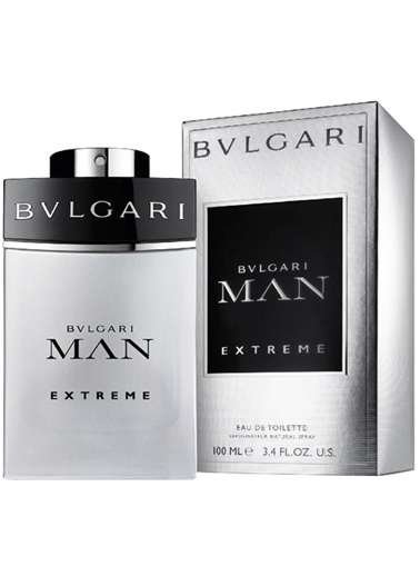 Bvlgari Man Extreme Edt 100Ml Erkek Parfüm Renksiz